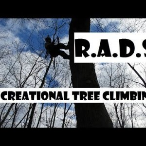 RADS / YOYO Recreational Tree Climbing (Rapid Ascent Descent System)
