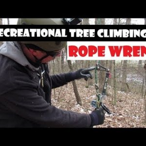 Rope Wrench & Recreational Tree Climbing