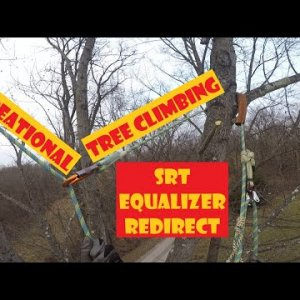 SRT Equalizer Redirect Recreational Tree Climbing